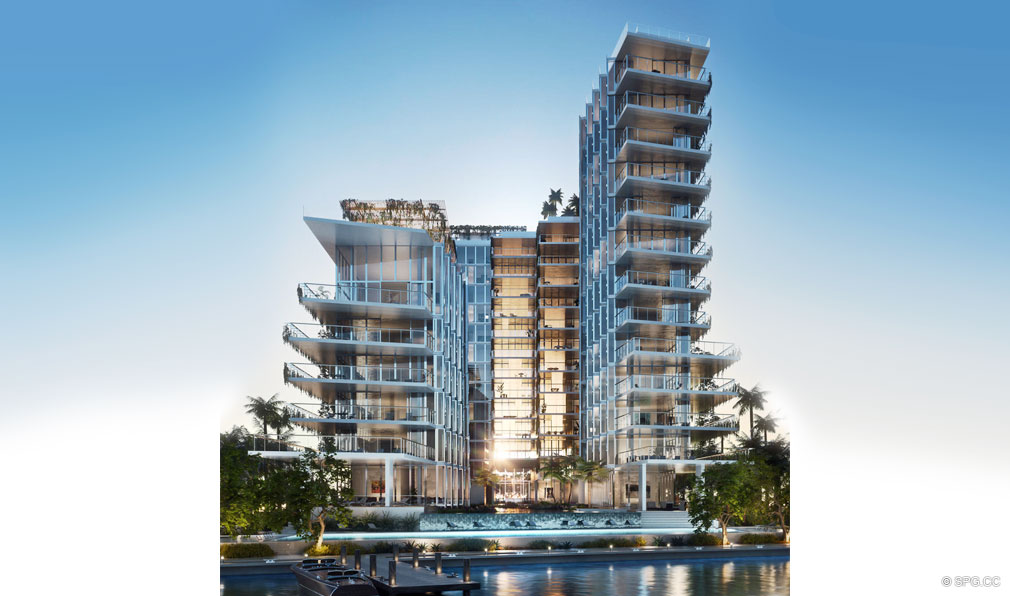 Monad Terrace Luxury Waterfront Condos In South Beach