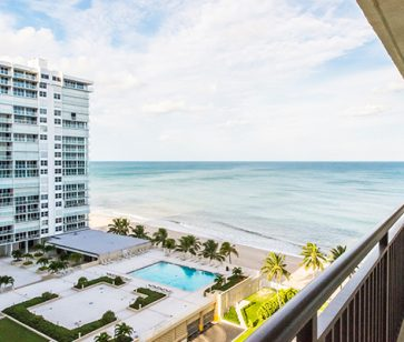 Thumbnail for Residence 10J For Sale at Plaza South, Fort Lauderdale, Florida 33308