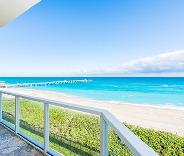 Thumbnail Image for Residence 507 at Bellaria, Luxury Oceanfront Condominiums in Palm Beach, Florida 33480.