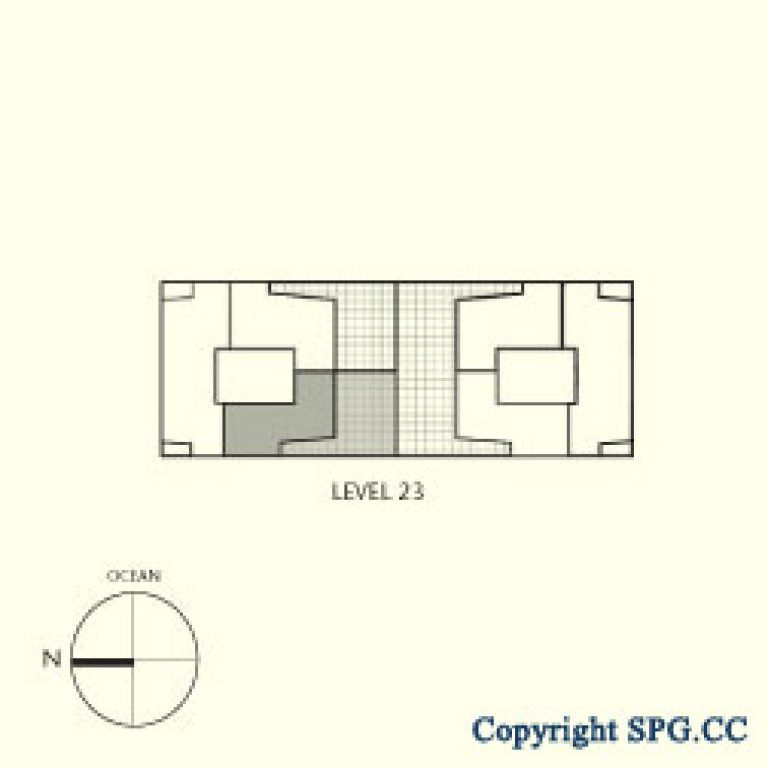 Click to View Tower Suite N-B5 Floorplan