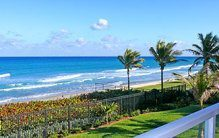 Luxury Oceanfront Residence 308~S at  Bellaria Condominiums, 3000 South Ocean Boulevard, Palm Beach, Florida 33480, Luxury Seaside Condos