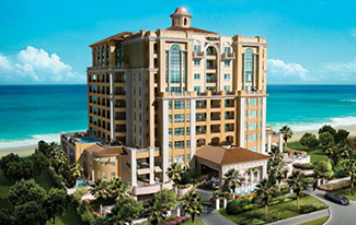 Luxury Oceanfront Residence 203 at  Luxuria Condominiums, 2500 South Ocean Boulevard, Boca Raton, Florida 33432, Luxury Waterfront Condos