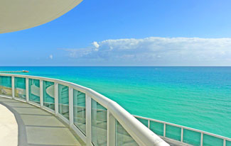 Thumbnail Image for Residence 701, For Rent at Trump Towers One, Luxury Oceanfront Condos in Sunny Isles Beach, Florida 33160