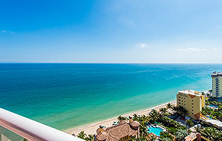 Thumbnail Image for Residence 20E, Tower 2 at The Palms, Luxury Oceanfront Condominiums Fort Lauderdale, Florida 33305