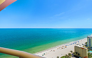 Thumbnail Image for Residence 24A, Tower II at The Palms, Luxury Oceanfront Condominiums Fort Lauderdale, Florida 33305