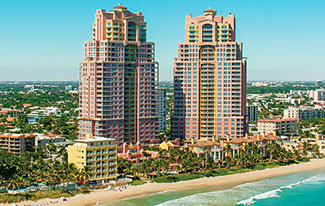 Thumbnail Image for Residence 15A, Tower II For Rent at The Palms, Luxury Oceanfront Condos Fort Lauderdale, Florida 33305