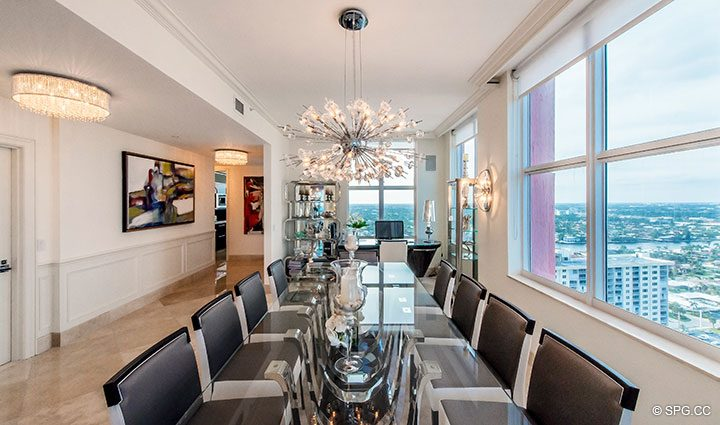Penthouse Residence 26a Tower I At The Palms Luxury