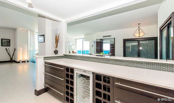 Penthouse 10 bei Sian Ocean Residences, Luxus Oceanfront ...