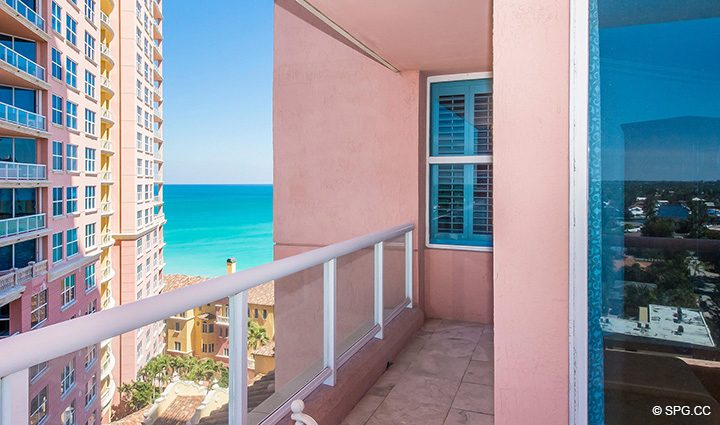 Residence 12B, Tower I at The Palms, Luxury Oceanfront Condominiums ...