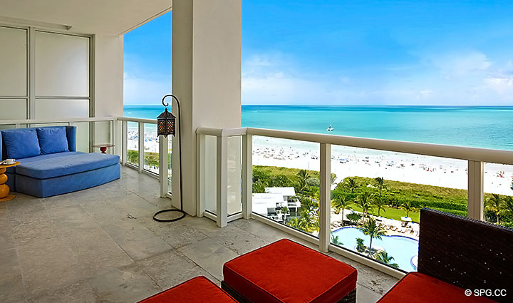 Residence 1402 3 At The Continuum Luxury Oceanfront Condominiums In Miami Beach Florida 33139
