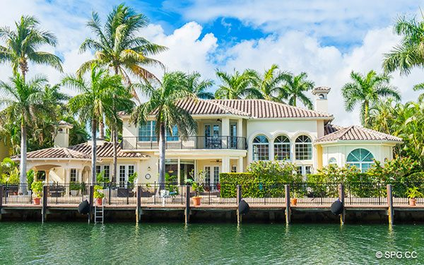 Luxury waterfront estate home 146 nurmi drive fort for Luxury houses florida