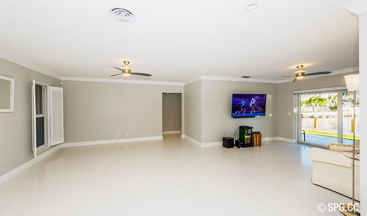Living Residence 3210 NE 38th St. For Sale, Luxury Waterfront Home Fort Lauderdale, Florida 33308