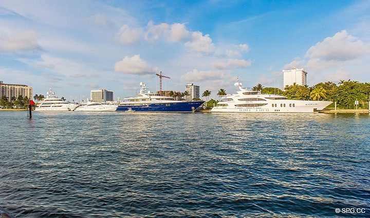 Yacht Owners Paradise, Estate Home 709 Idlewyld Drive, Fort Lauderdale, Florida 33301