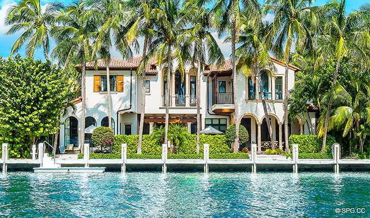 2536 lucille drive fort lauderdale florida for Luxury houses florida