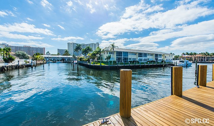 Intercoastal Residence 3210 NE 38th St. For Sale, Luxury Waterfront Home Fort Lauderdale, Florida 33308