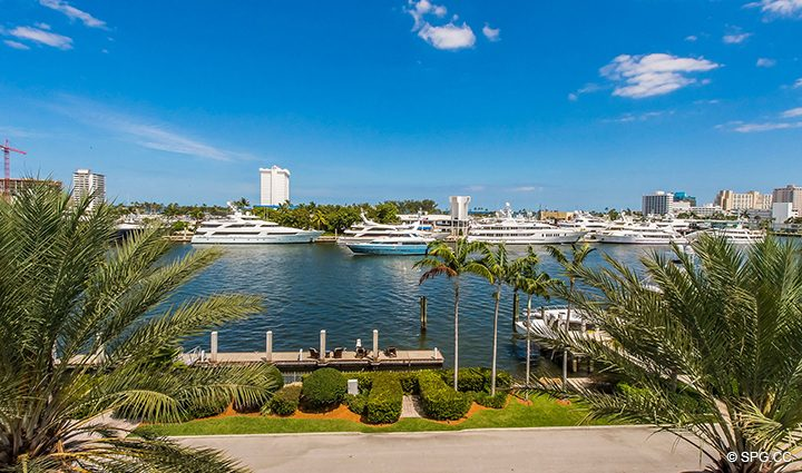 Main Intracoastal Waterway Across from Estate Home 709 Idlewyld Drive, Fort Lauderdale, Florida 33301