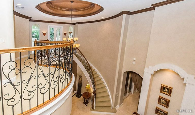 Second Floor in Luxury Estate Home, 16260 Bridlewood Circle, Delray Beach, Florida 33445