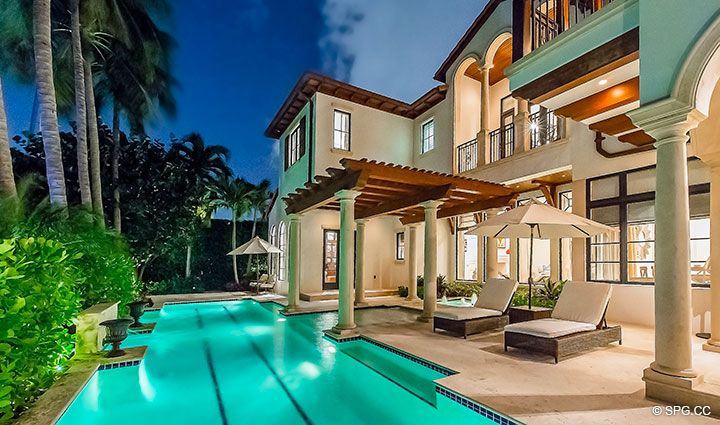 Exceptional Harbour Beach Luxury Home For Sale: Waterfront Real Estate In Fort  Lauderdale