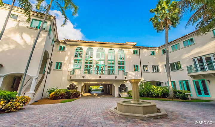 Majestic Estate Home 709 Idlewyld Drive, Fort Lauderdale, Florida 33301
