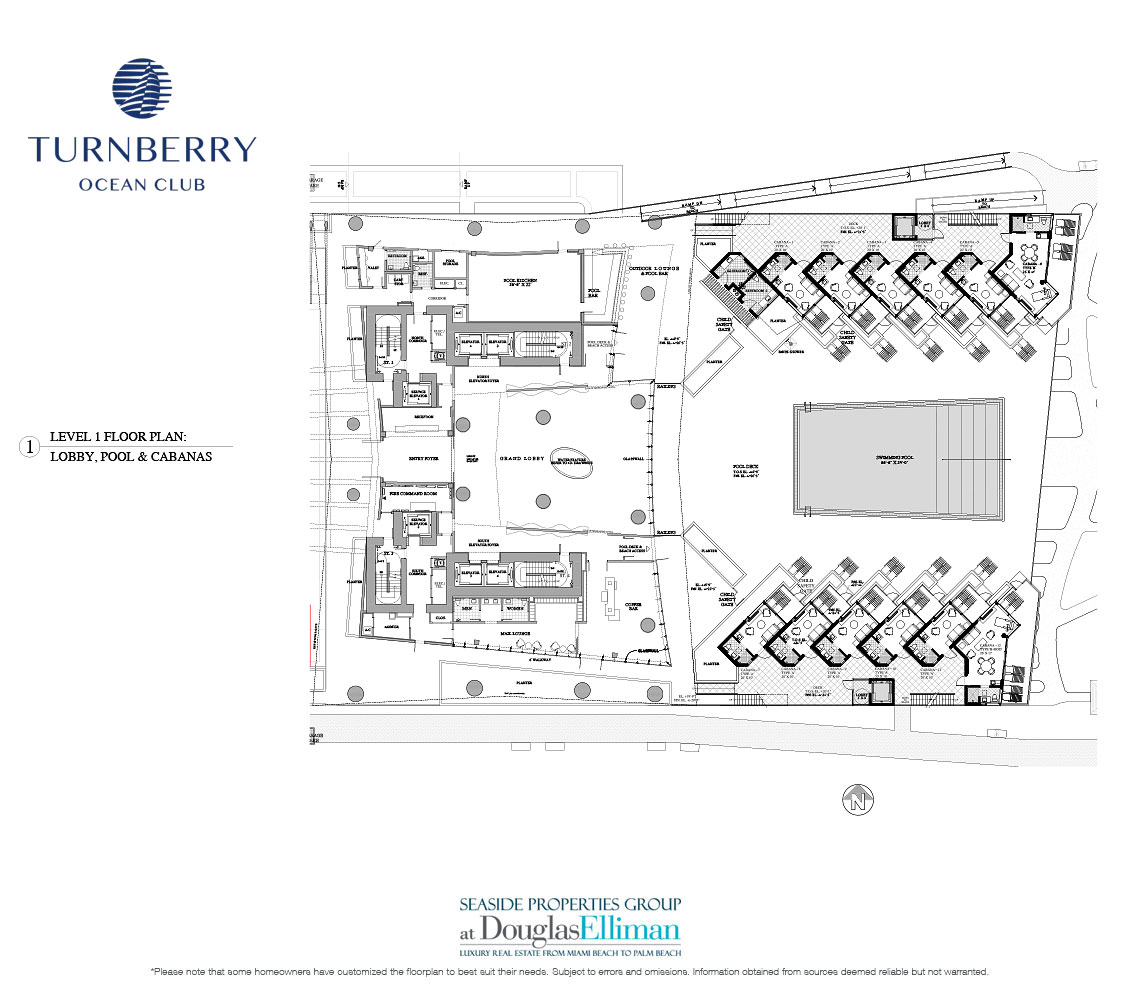Click to View the Level 1 Lobby Floorplan