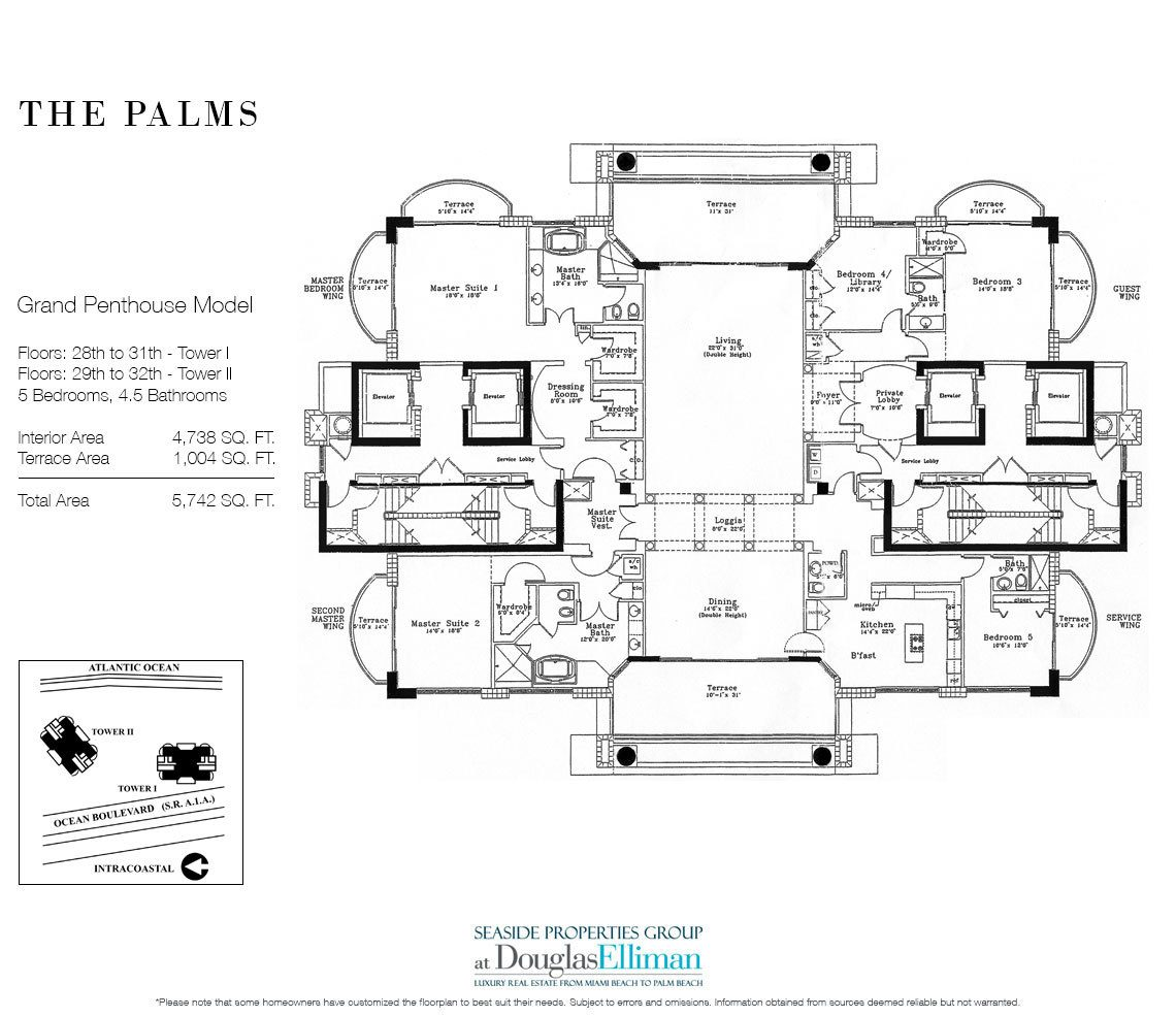 the palms floor plans luxury oceanfront condos in fort lauderdale grand penthouse floorplan for the palms tower i south luxury oceanfront condo in fort