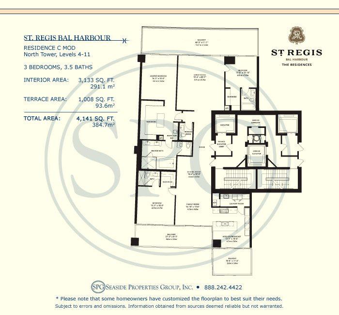 st regis bal harbour floor plans luxury oceanfront st regis bal harbour floor plans luxury oceanfront