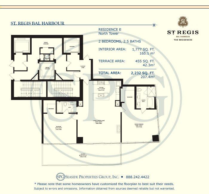 st regis bal harbour floor plans luxury oceanfront st regis bal harbour floorplans miami condo lifestyle