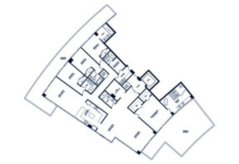 Auberge Beach Residences And Spa Floor Plans Luxury Oceanfront