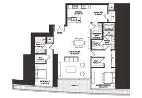 Click to View the River Residence 03 Floorplan