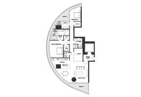 Click to View the Panoramic Residence 07 Floorplan