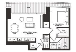Click to View the Panoramic Residence 08 Floorplan