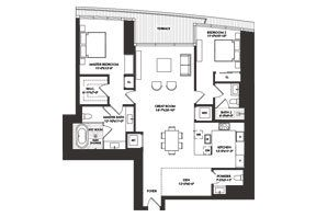 Click to View the Panoramic Residence 09 Floorplan