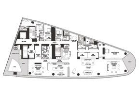 Click to View the Penthouse Residence 5601 Floorplan