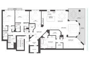 Click to View the Residence A Floorplan.