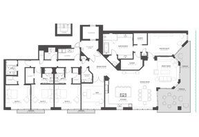 Click to View the Residence B Floorplan.