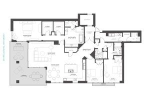 Click to View the Residence D Floorplan.