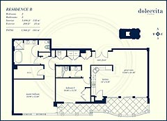 Click to View Residence B Floorplan