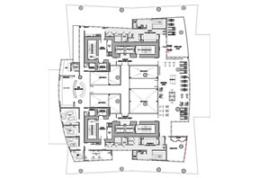 Click to View the Level 31 Gym and Spa Floorplan