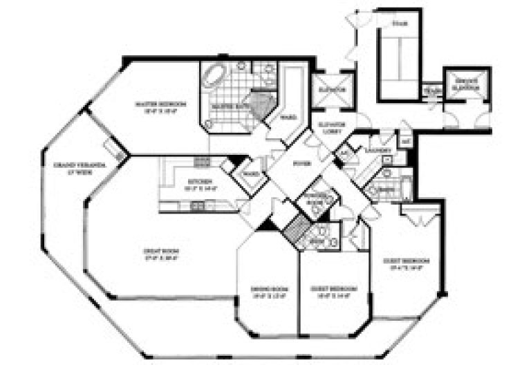 Click to View Puccini Floorplan