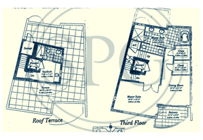 Click to View the Townhouse A Floorplan