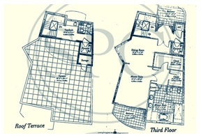 Click to View the Townhouse B Floorplan