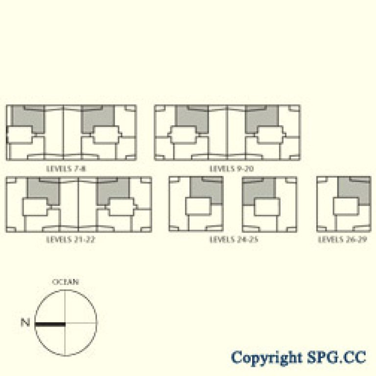 Click to View Tower Residence N-B2 Floorplan