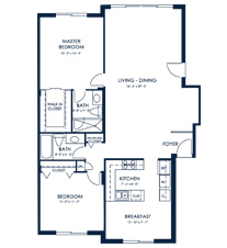 Click to View Residence C Floorplan