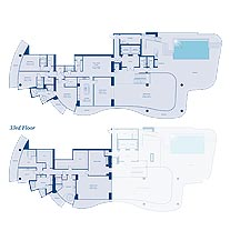 Click to View the Penthouse Villa Floorplan