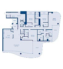 Click to View the Residence I Floorplan
