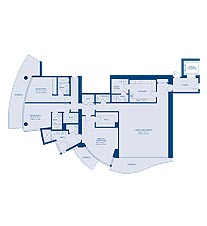 Click to View the Residence J Floorplan