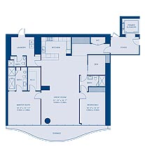 Click to View the Residence L Floorplan