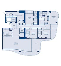 Click to View the Residence M2 Floorplan