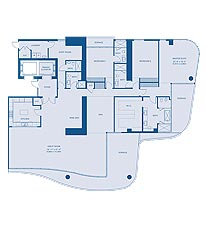 Click to View the Residence M3 Floorplan