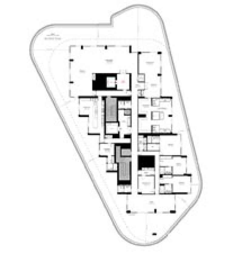Click to View the Penthouse Floorplan